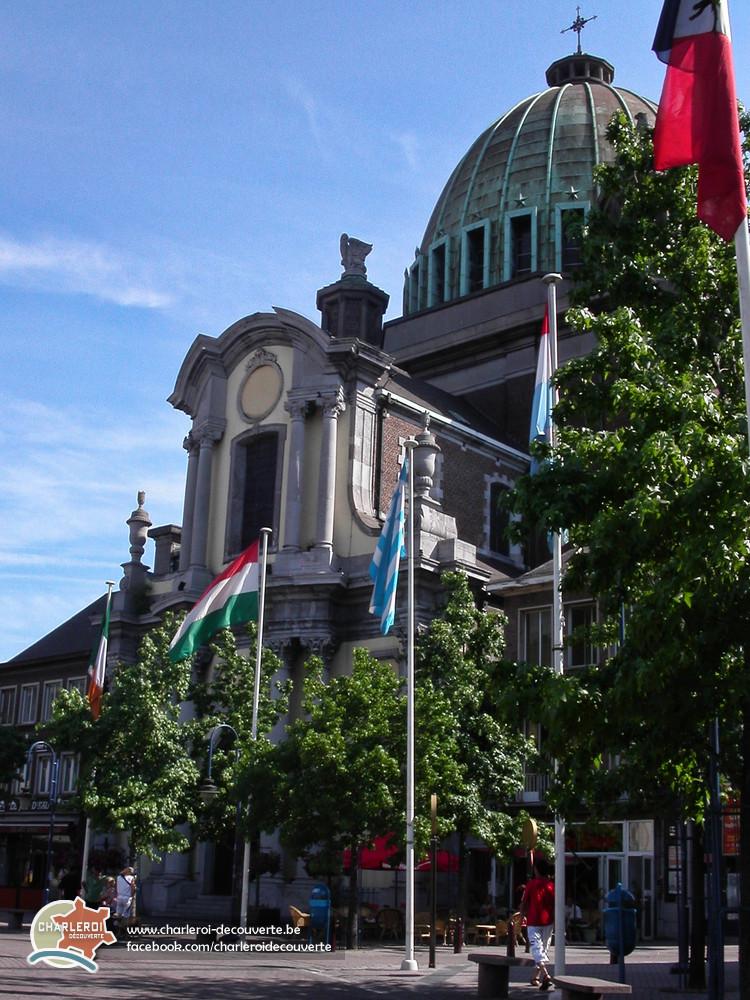 Espaces Rencontres Charleroi