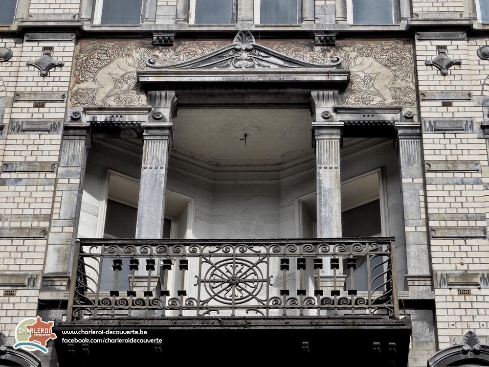 Charleroi decouverte be architecte de charleroi joseph andré