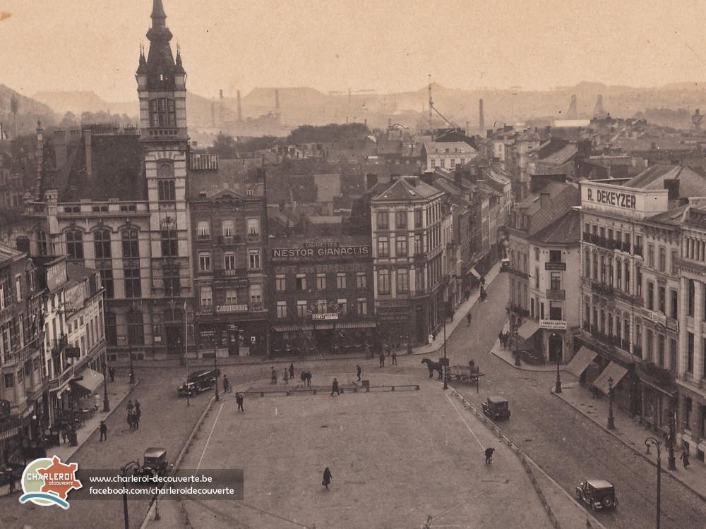 Home Notre Foyer Charleroi : Charleroi decouverte be place verte